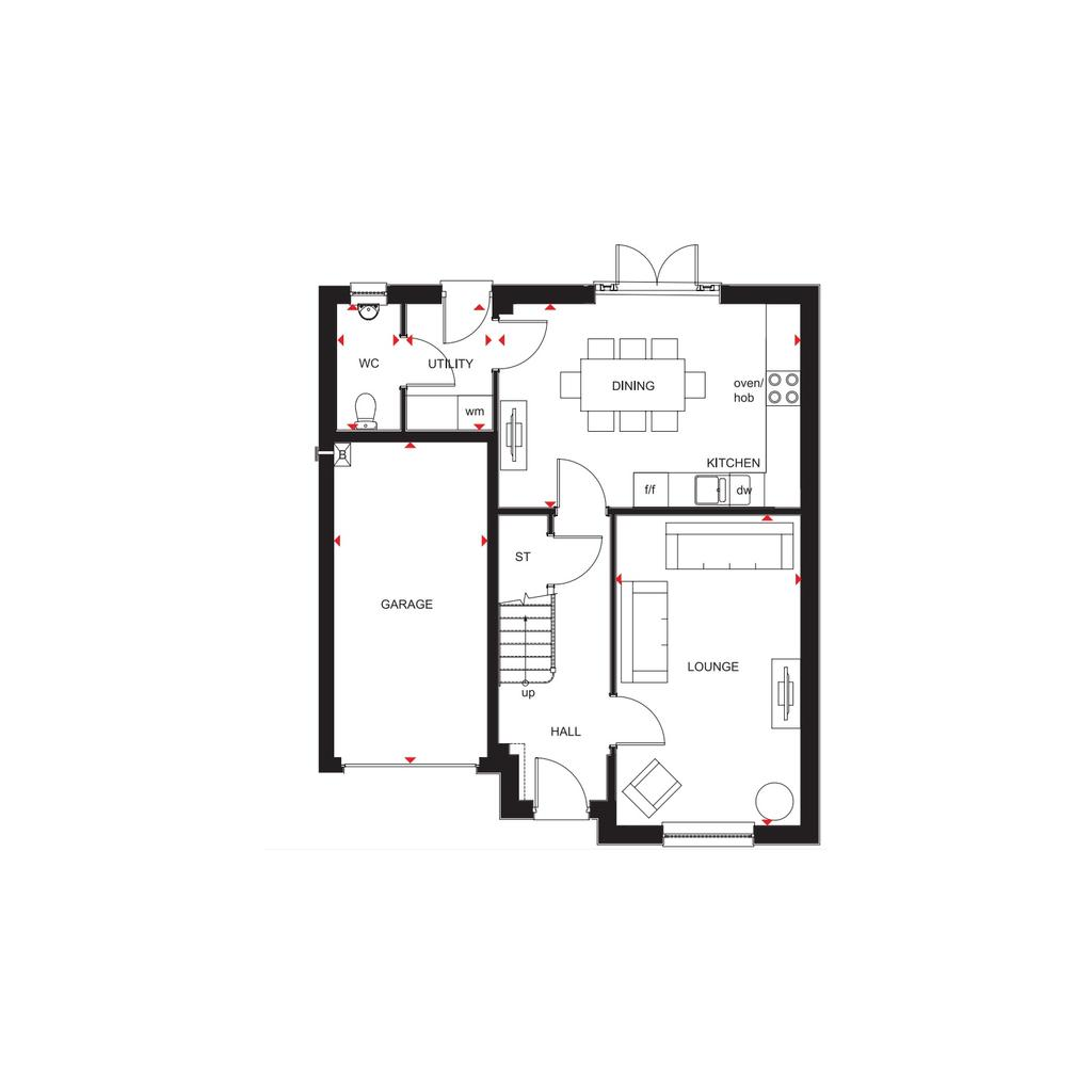 Floorplan 2 of 2: Dunbar GFMarch2019