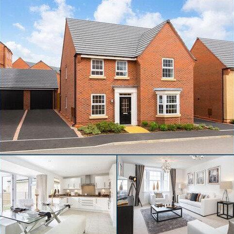 4 bedroom detached house for sale - Plot 398, Holden at Wigston Meadows, Newton Lane, Wigston, WIGSTON LE18