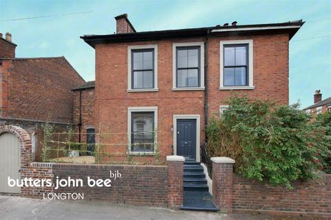 3 bedroom semi-detached house for sale - Ricardo Street, Dresden, Stoke-on-trent