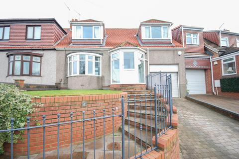 3 bedroom semi-detached house for sale - Sandringham Crescent, East Herrington