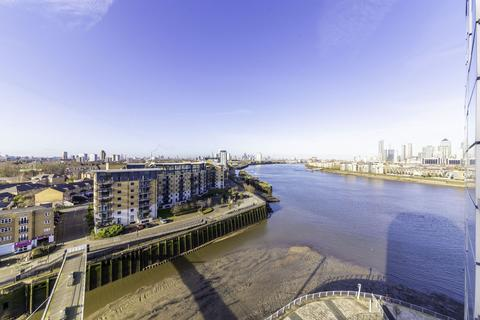 2 bedroom apartment to rent - Admirals Tower, 8 Dowells Street, Greenwich, Greenwich, London, SE10