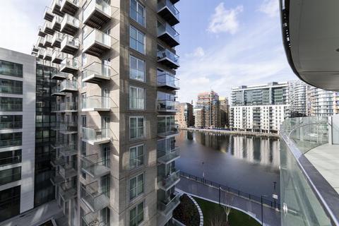 Studio to rent - Arena Tower, 25 Crossharbour Plaza, Canary Wharf, London, E14
