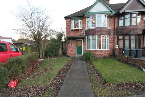 3 bedroom semi-detached house to rent - Cherry Orchard Road, Handsworth Wood, Birmingham B20