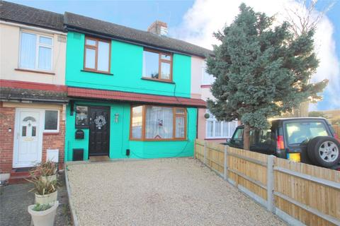 3 bedroom terraced house for sale - Monks Close, Lancing, West Sussex, BN15