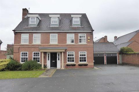 5 bedroom detached house to rent - Olympia Place, Warrington