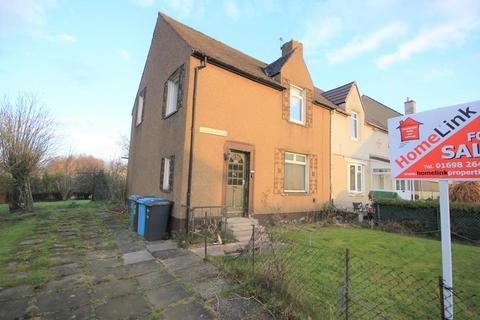 3 bedroom semi-detached house for sale - O'wood Avenue, Holytown, Motherwell