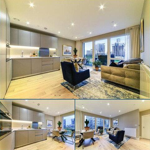 1 bedroom flat for sale - Tyger House, 7 New Warren Lane, London, SE18