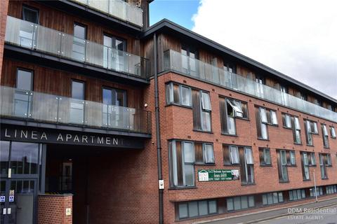 2 bedroom flat to rent - Linea Apartments, Dunstall Street, Scunthorpe, North Lincolnshire, DN15