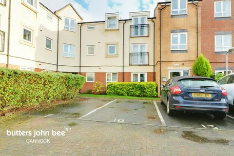 2 bedroom apartment for sale - Howell Mews, Wolseley Road, Rugeley