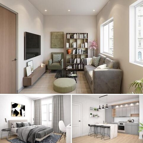2 bedroom apartment for sale - Plot 17 at Blackfriars, 17 Pavilion Court, Stanningley Road LS28