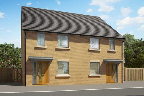 2 bedroom terraced house for sale - Plot 76, The Hardwick A at The Boulevards, Northstowe, Cambridgeshire  CB24