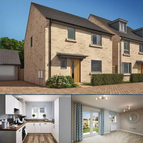 3 bedroom end of terrace house for sale - Plot 155, The Elliot at The Boulevards, Northstowe, Cambridgeshire  CB24