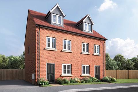 Linden Homes - Wilberforce Park - The Mile