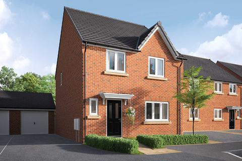4 bedroom detached house for sale - Plot 169, The Calder at Mowbray View, Sowerby Gate, Thirsk, Yorkshire YO7