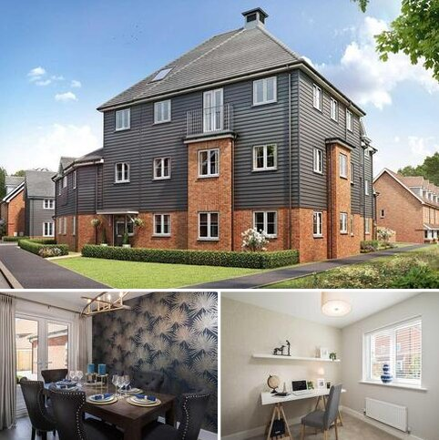 2 bedroom apartment for sale - Plot 19, Charlwood House - Second Floor 2 Bed at The Linden Collection at Kilnwood Vale, Crawley Road, Faygate, Horsham, West Sussex RH12