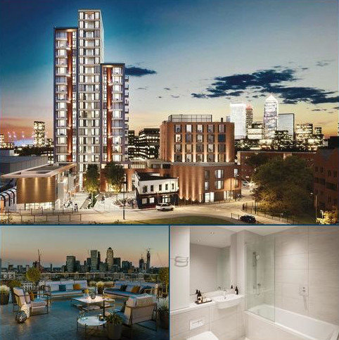 1 bedroom apartment for sale - Devons Road, London