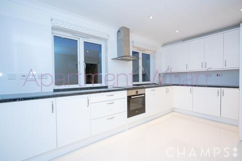 4 bedroom flat to rent - Mary Bate Avenue, London, KT2