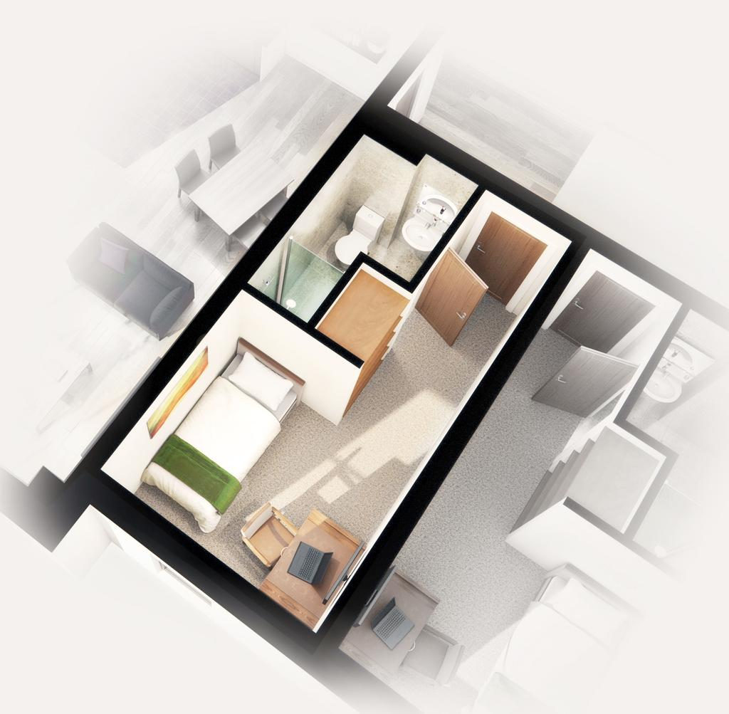 Liverpool L15 1 Bed Apartment For Sale