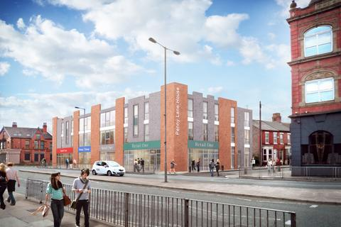 1 bedroom apartment for sale - Plot F19 at Aspen Woolf, Smithdown Road L15