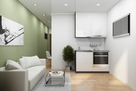 Studio for sale - Plot LG 08 Keele House at Blackfriars, Keele House, The Midway ST5