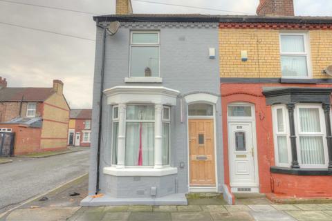 2 bedroom end of terrace house for sale - Plumer Street, Wavertree