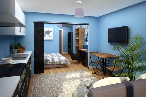 1 bedroom apartment for sale - Plot Vincent House at Aspen Woolf, Vincent House, 15 Stanley street L1