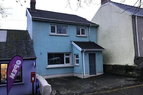 3 bedroom end of terrace house to rent - 33 Main Street, Llangwm. SA62 4HP