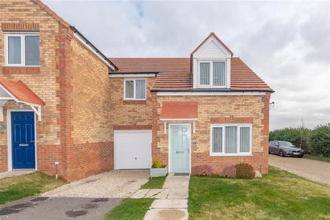 3 bedroom semi-detached house for sale - Dewhirst Close, Leadgate, Consett, DH8 6LF