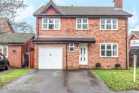 4 bedroom detached house for sale - Falcon Way, Botley, Southampton, Hampshire, SO32
