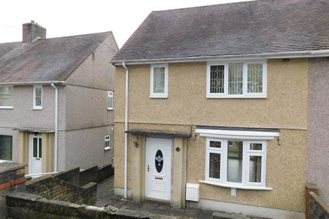 2 bedroom semi-detached house for sale - New Road, Trebanos, Pontardawe, Swansea, City And County of Swansea.