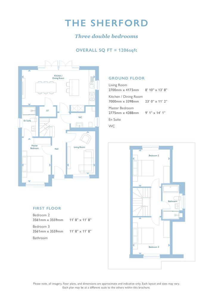 Floorplan: The Sherford