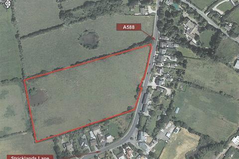 Residential development for sale - Stricklands Lane, Stalmine, Poulton-le-Fylde, FY6