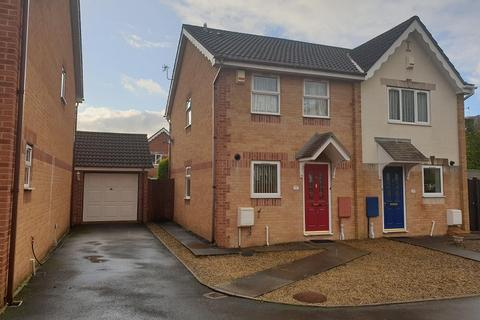 2 bedroom semi-detached house to rent - Drumfields Cadoxton, Neath, Neath Port Talbot.