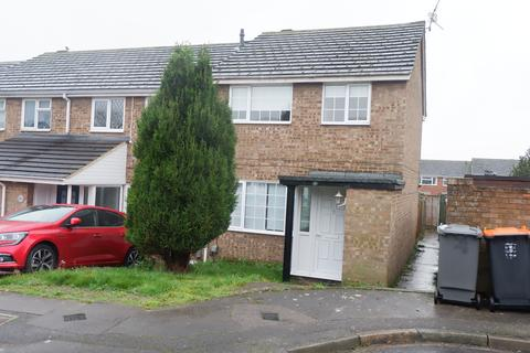 3 bedroom end of terrace house to rent - Salters Way, Dunstable LU6