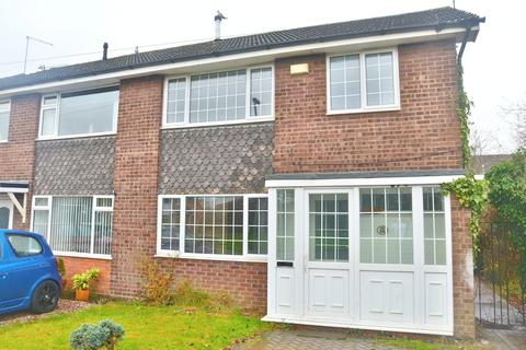 3 bedroom semi-detached house for sale - John Till Close, Rugeley