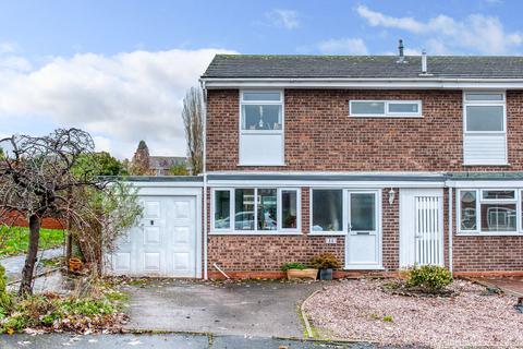 3 bedroom end of terrace house for sale - Pennine Road, Bromsgrove, B61 0TA