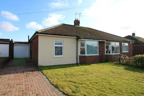 2 bedroom semi-detached bungalow for sale - Gosforth