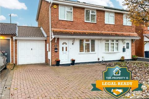 2 bedroom semi-detached house for sale - The Riddings, Walmley, Sutton Coldfield