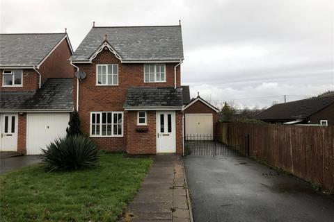 3 bedroom detached house to rent - Maes Y Dafarn, Carno, Caersws, Powys