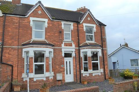 4 bedroom end of terrace house for sale - Burnham Road, Highbridge, Somerset, TA9