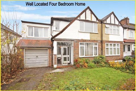4 bedroom semi-detached house for sale - Aylesford Avenue, Beckenham