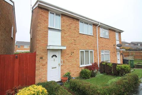 3 bedroom semi-detached house for sale - Bembridge Gardens, Luton, Bedfordshire, LU3 3SJ