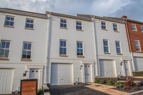 3 bedroom terraced house to rent - Molyneux Drive, Tarka View, Crediton