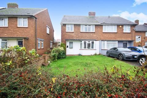 3 bedroom semi-detached house for sale - Down Close, Northolt