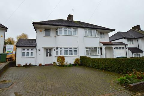 4 bedroom semi-detached house for sale - Kynaston Close, Harrow