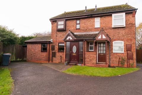 2 bedroom semi-detached house for sale - Wordsworth Close, Armitage, Rugeley, WS15