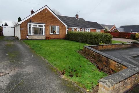 2 bedroom semi-detached bungalow to rent - Moat Bank, Bretby, Burton On Trent