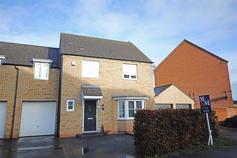 4 bedroom semi-detached house for sale - Kestrel Way, Leighton Buzzard