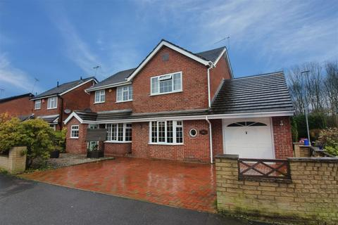 5 bedroom detached house for sale - Charminster Road, Meir Park,