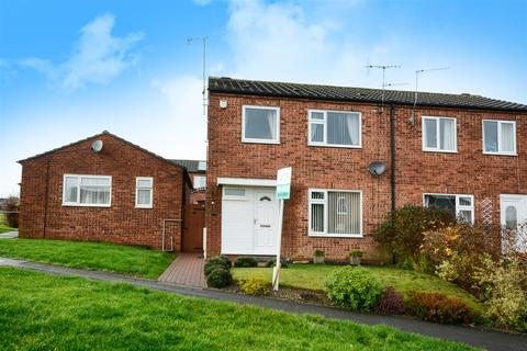 3 bedroom semi-detached house for sale - Tissington Close, Chesterfield